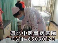 【每月一星】我院中医骨科护士武雪兰侧记